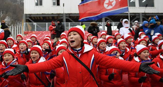 Olympia 2021 Nordkorea