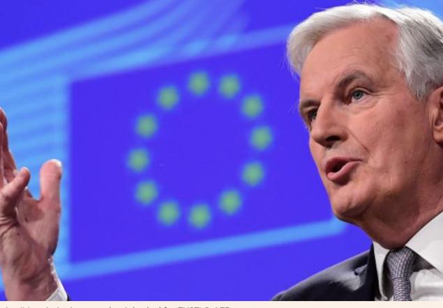 """""""Zu viele Terroristen, Kriminelle wandern ein"""": EU-Ex-Kommissar Michael Barnier will Migrations-Stopp für drei Jahre."""