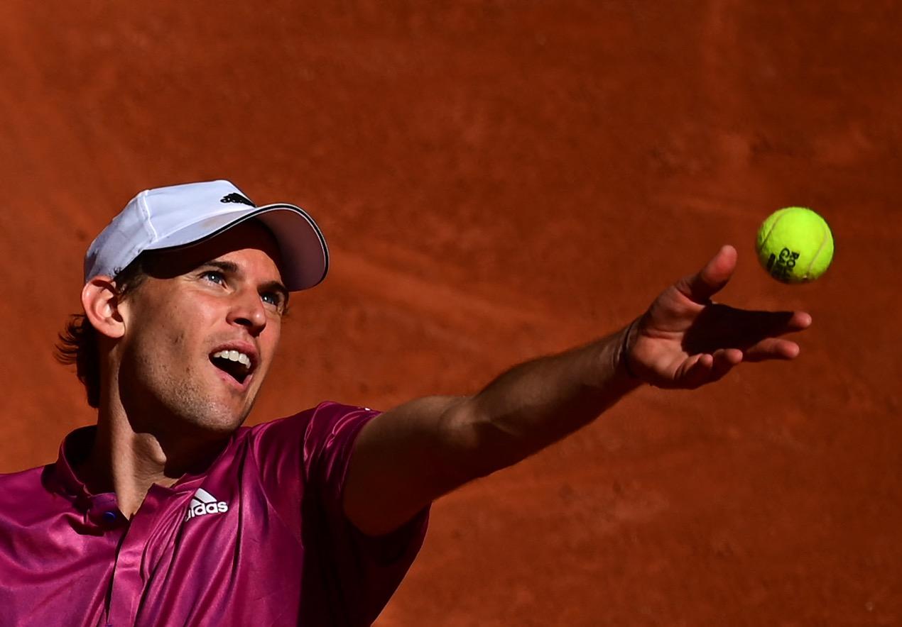 Dominic Thiem analysiert US Open für Tennis Channel